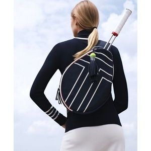 Tory Sport Tennis Sling Backpack